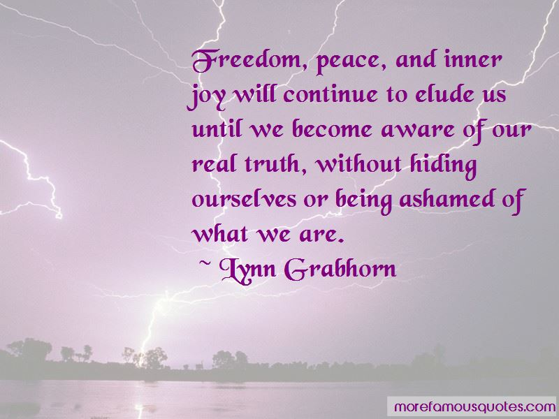 Inner Peace And Freedom Quotes Pictures 4