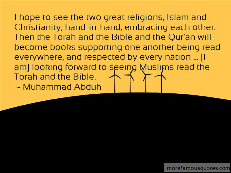 Quotes About Islam And Christianity