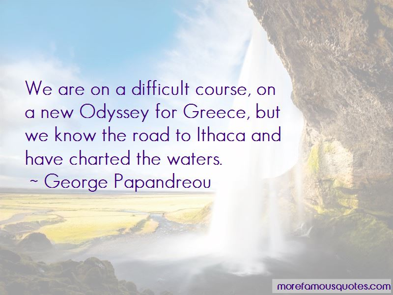 Ithaca In The Odyssey Quotes Pictures 2