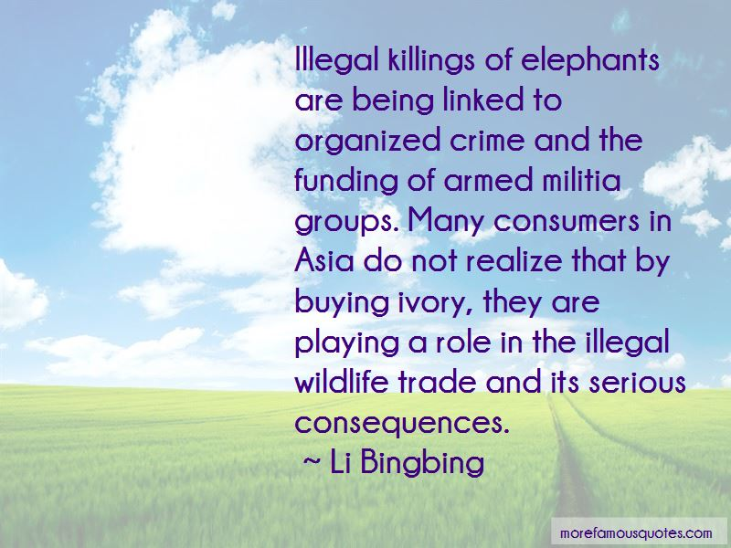 Ivory Trade Quotes Pictures 4
