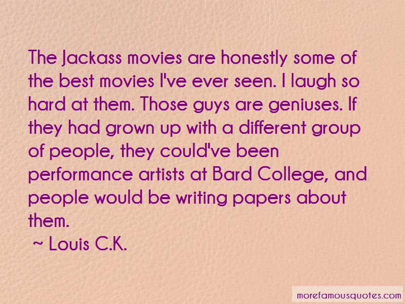 Jackass Guys Quotes Pictures 2