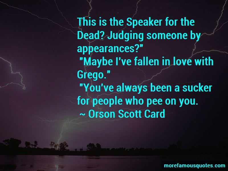 Quotes About Judging Appearances