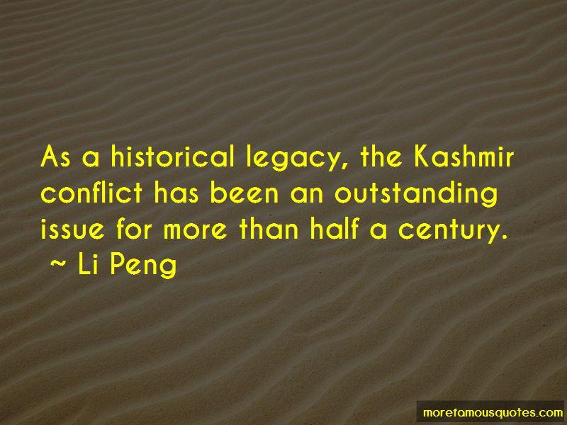 Quotes About Kashmir Conflict
