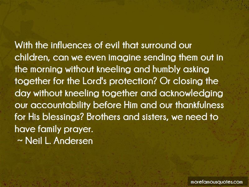 Quotes About Kneeling