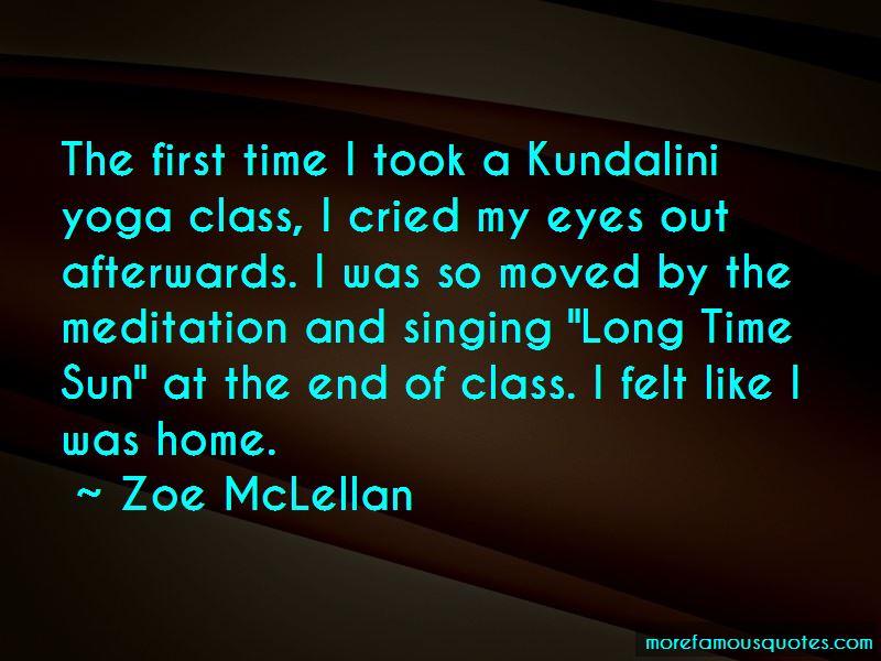 Quotes About Kundalini Yoga