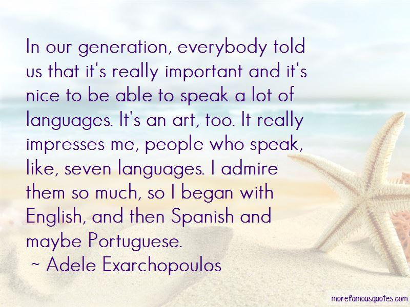 Languages Important Quotes Pictures 4
