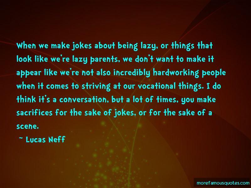 Quotes About Lazy Parents