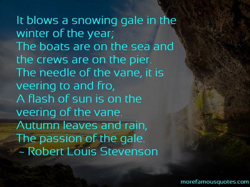 Quotes About Leaves And Rain