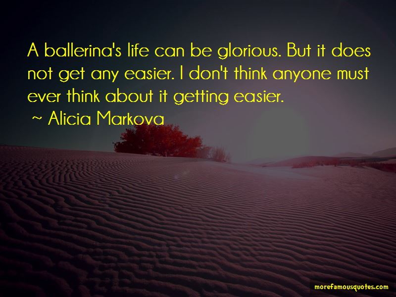 Quotes About Life Not Getting Easier