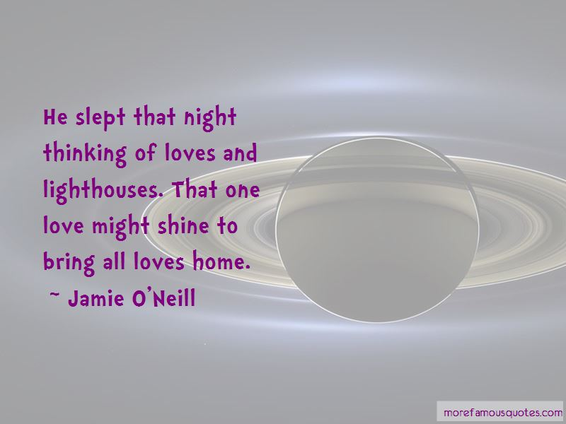 Quotes About Love And Lighthouses