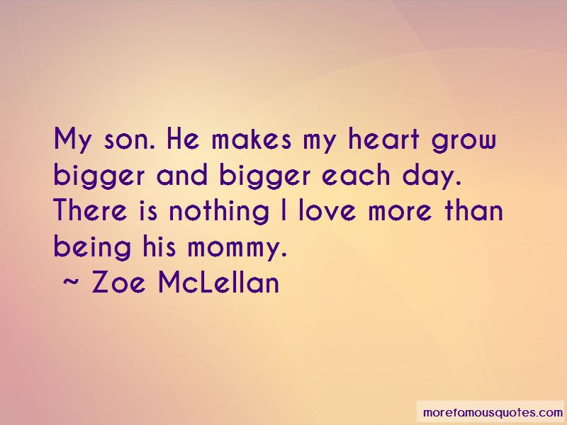 Love Being A Mommy Quotes Pictures 3