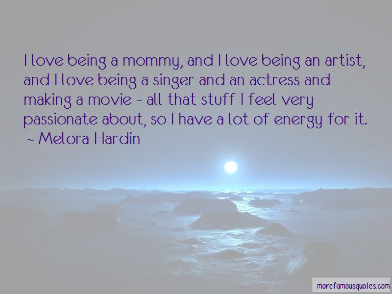 Quotes About Love Being A Mommy