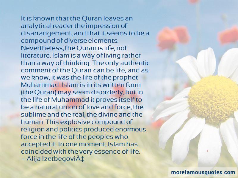 Love In Al Quran Quotes Pictures 2