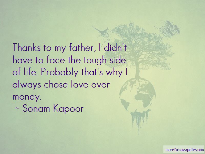 Quotes About Love Over Money
