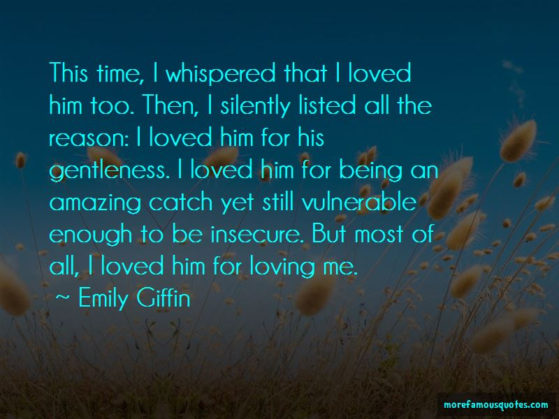 Quotes About Loving Silently