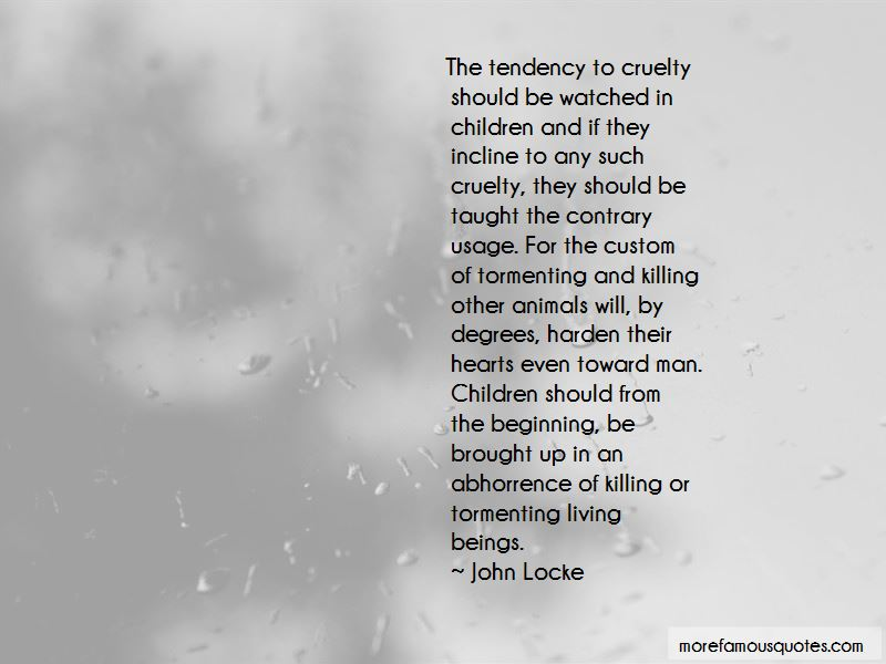 Quotes About Man Killing Animals