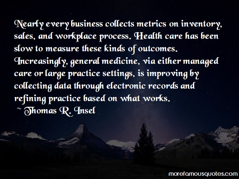 Quotes About Managed Care