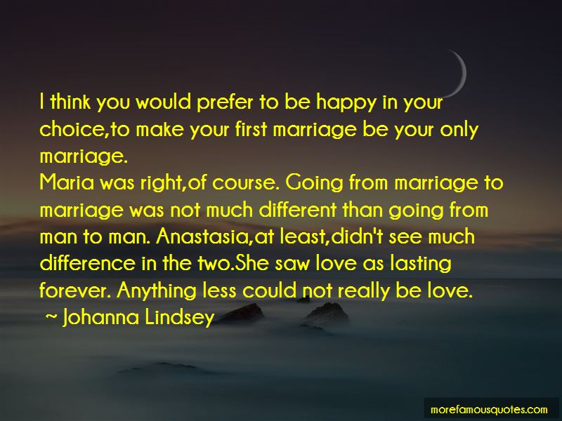 Quotes About Marriage Lasting Forever