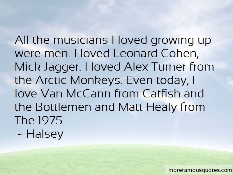 Quotes About Matt Healy