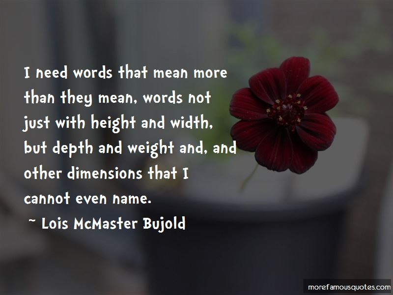 Quotes About Mean Words