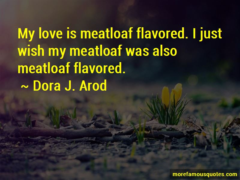 Quotes About Meatloaf