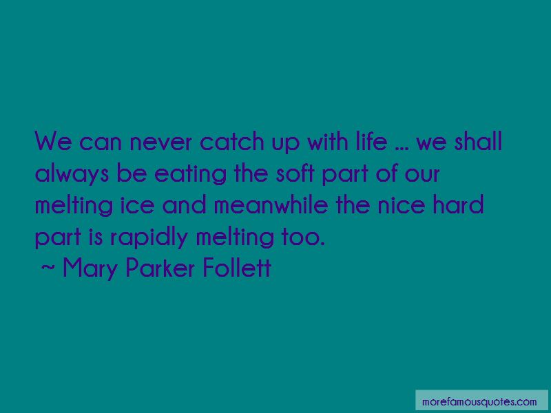 Quotes About Melting Ice