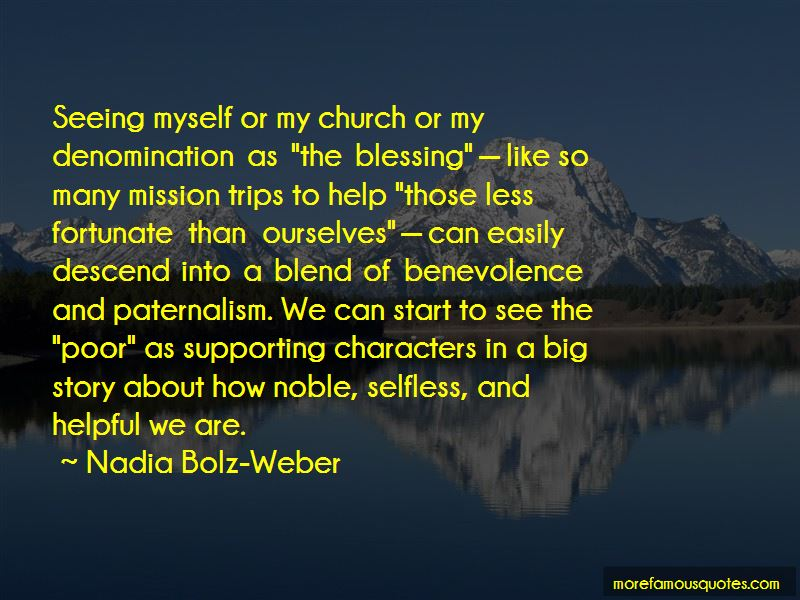 Quotes About Mission Trips