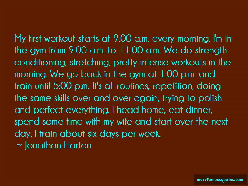 Morning Workouts Quotes Pictures 3