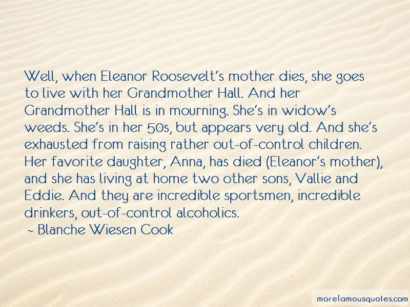 Quotes About Mourning A Grandmother