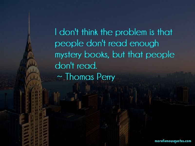 Quotes About Mystery Books