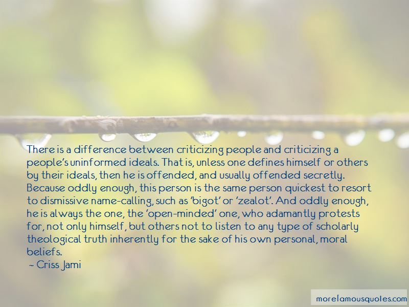 Quotes About Name Calling