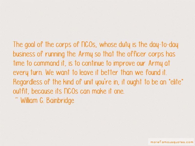Quotes About Ncos In The Army