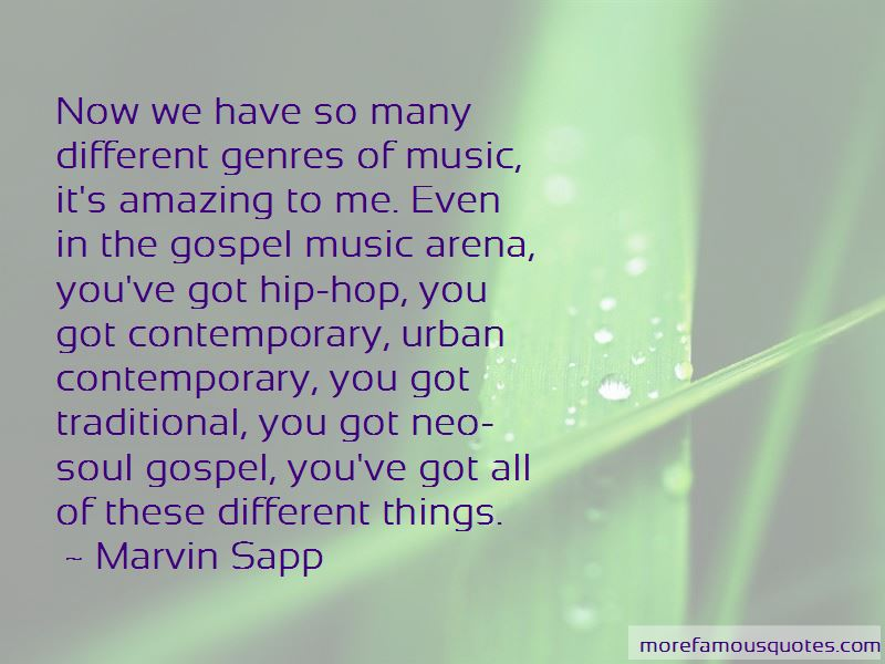 Quotes About Neo Soul