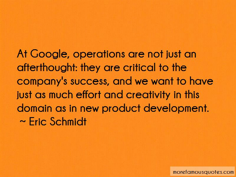 Quotes About New Product Development