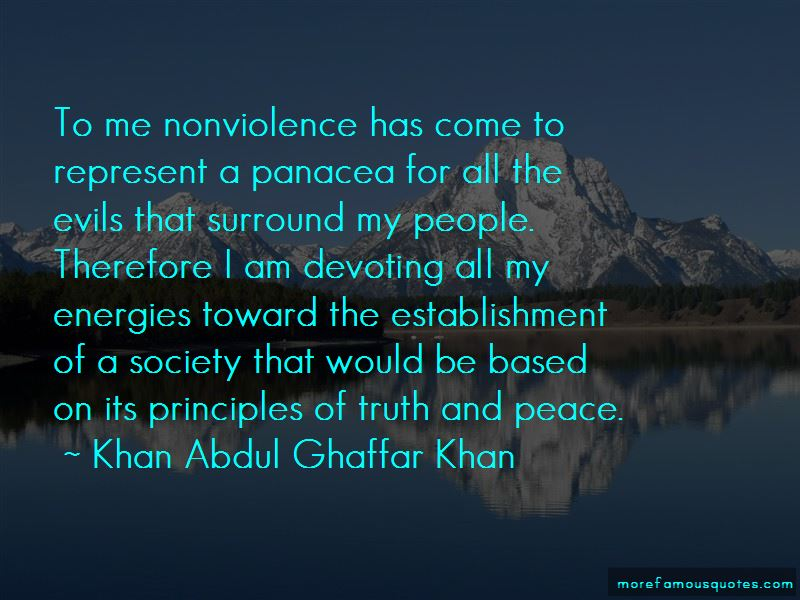 Quotes About Nonviolence