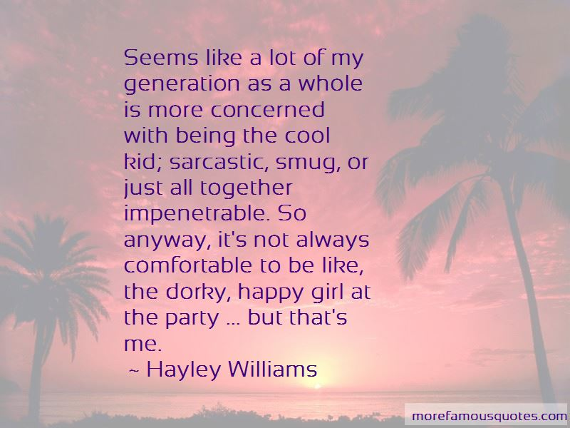 Quotes About Not Being A Party Girl