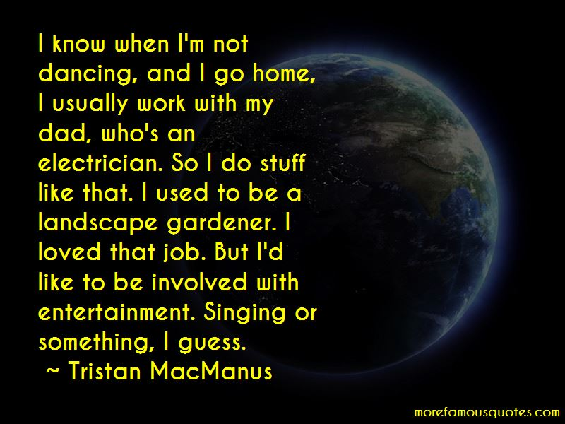 Not Dancing Quotes Pictures 3