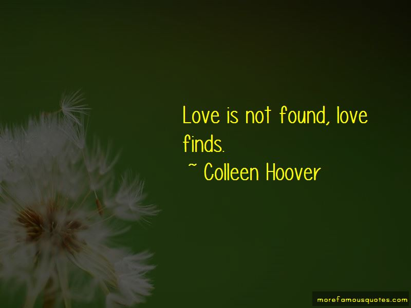 Quotes About Not Found Love