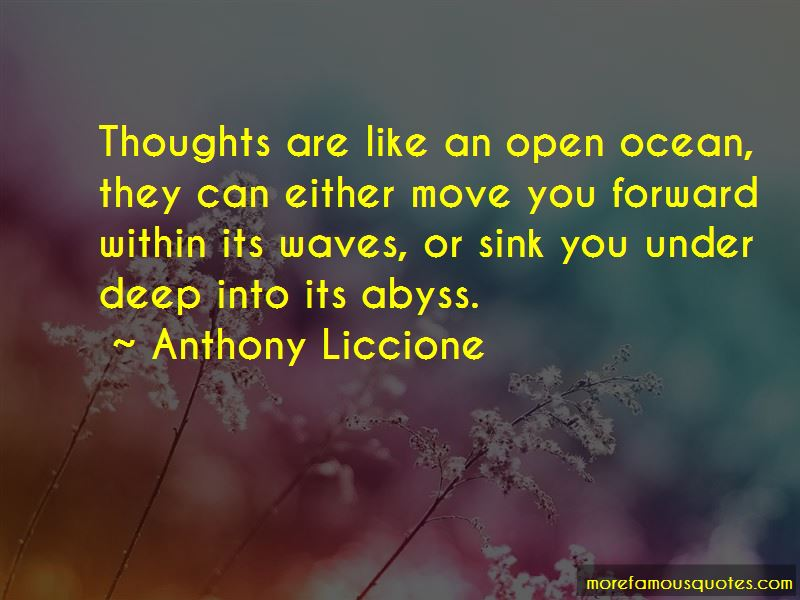 Quotes About Ocean And Thoughts