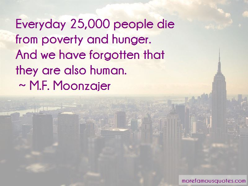 Poverty And Hunger Quotes Pictures 3