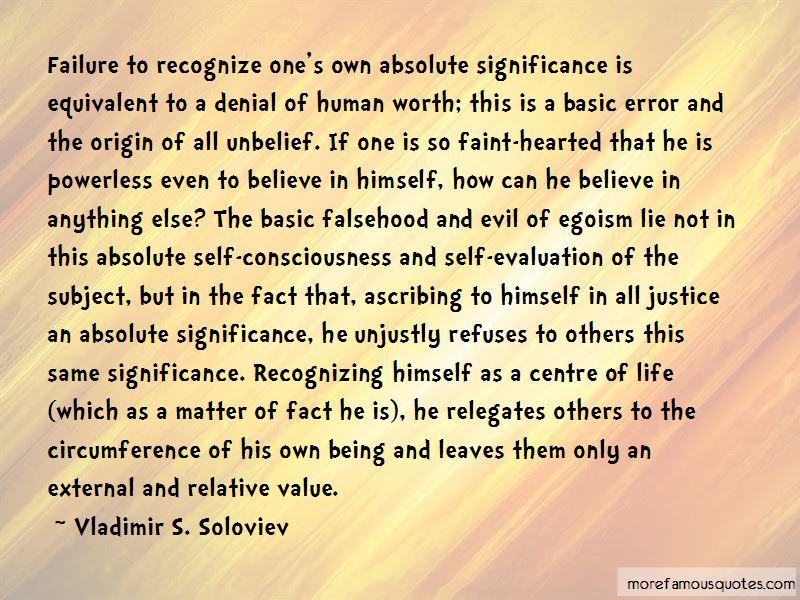 Recognizing Evil Quotes Pictures 2