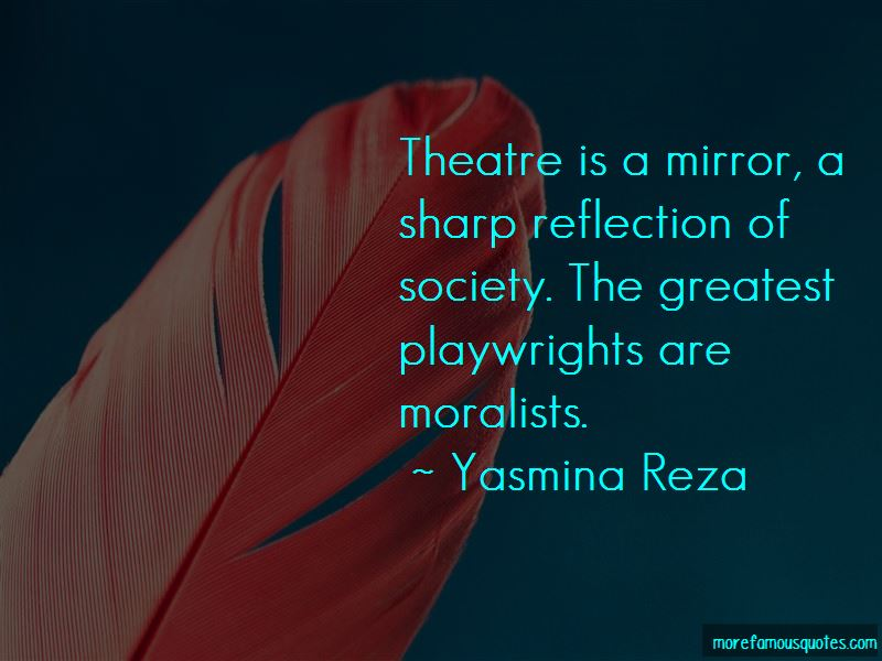 Quotes About Reflection In Mirror