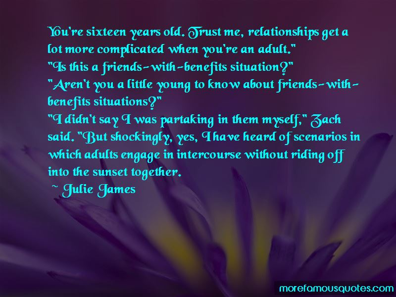 Relationships Without Trust Quotes Pictures 4