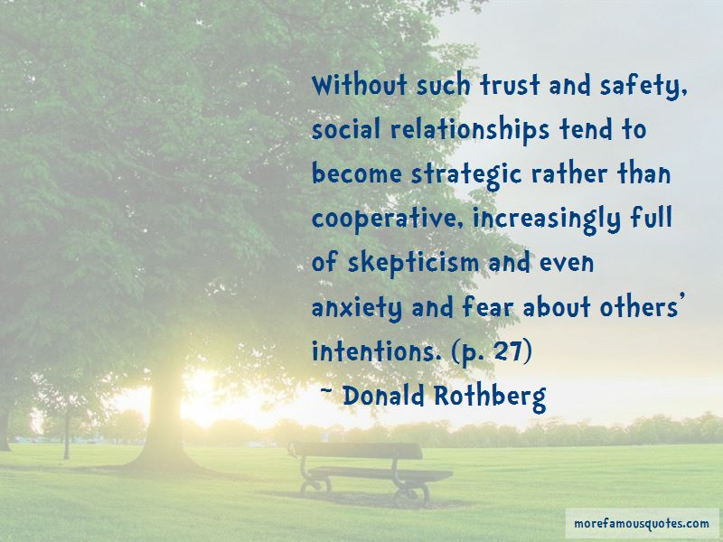Quotes About Relationships Without Trust