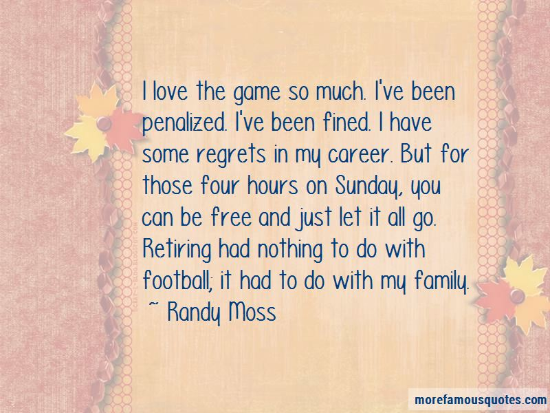Retiring From Football Quotes Pictures 3