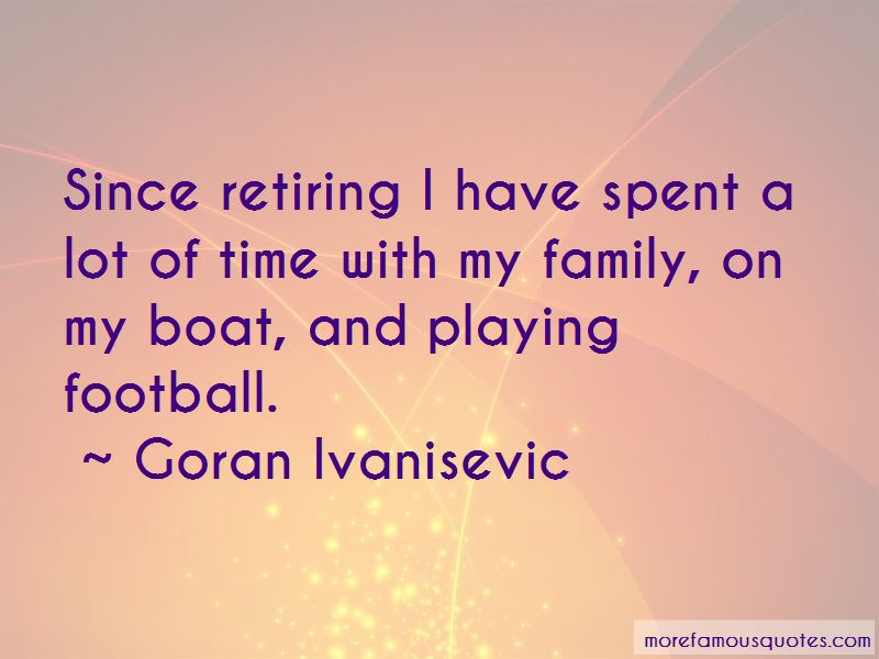 Quotes About Retiring From Football