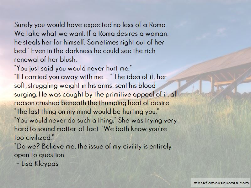 Quotes About Roma