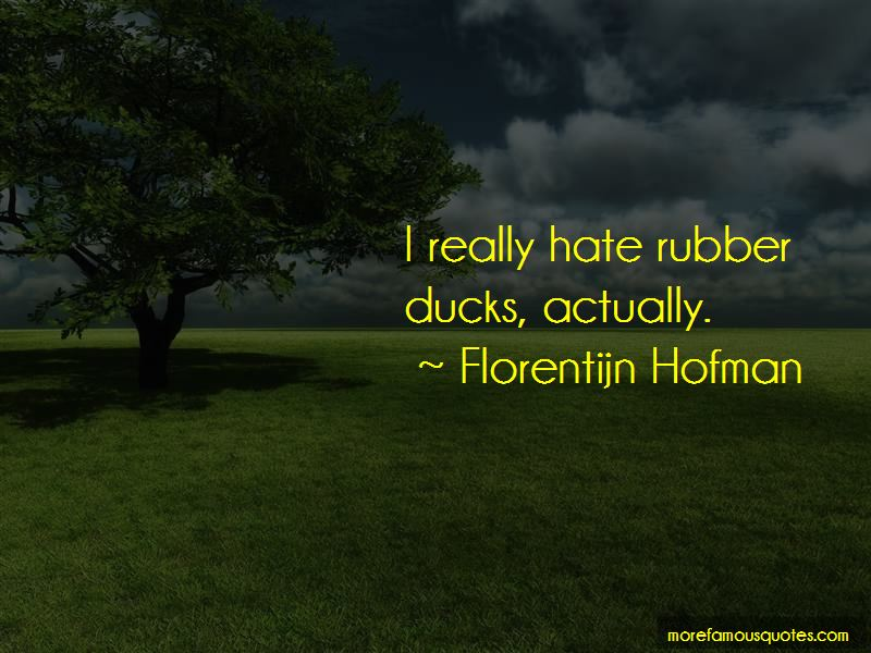 Quotes About Rubber Ducks