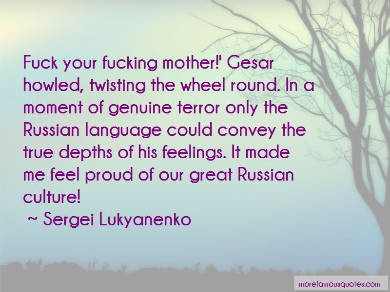 Quotes About Russian Language