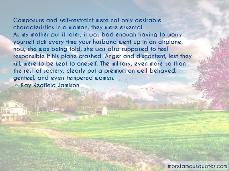 Quotes About Self Restraint
